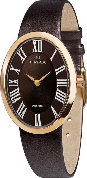 Российские золотые наручные часы Ника 0106.0.1.61A