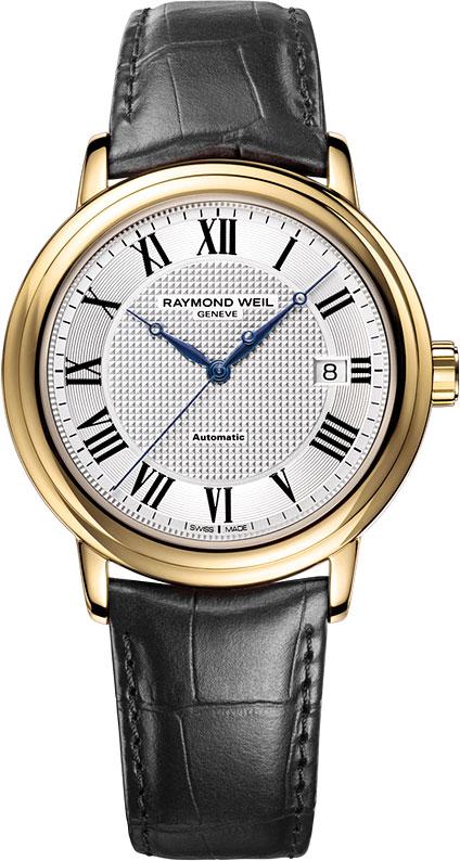 Швейцарские механические наручные часы Raymond Weil 2837-PC-00659