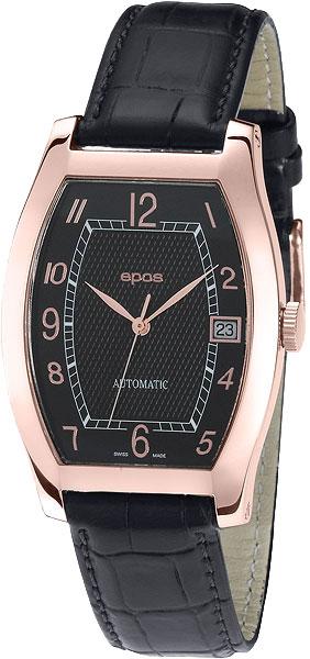 Швейцарские механические наручные часы Epos 3359.132.24.35.15