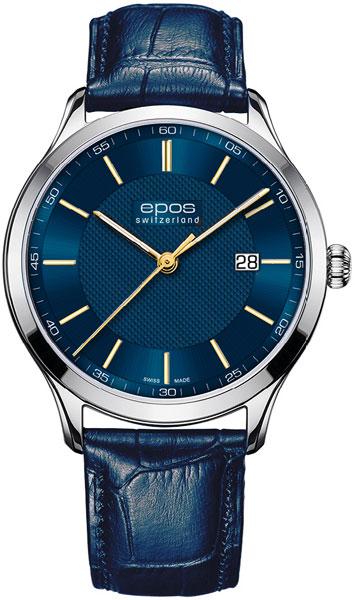 Швейцарские наручные часы Epos 7000.701.20.96.26