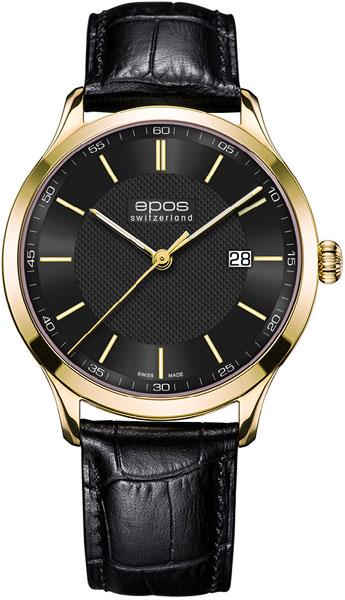 Швейцарские наручные часы Epos 7000.701.22.15.25