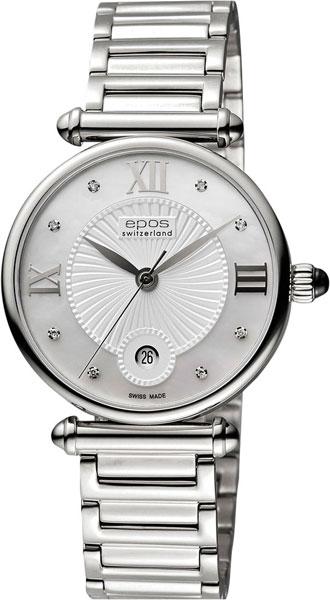 Швейцарские наручные часы Epos 8000.700.20.88.30