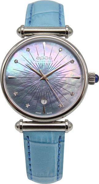 Швейцарские наручные часы Epos 8000.700.20.96.16