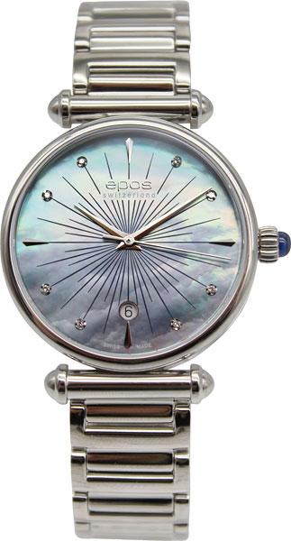 Швейцарские наручные часы Epos 8000.700.20.96.30