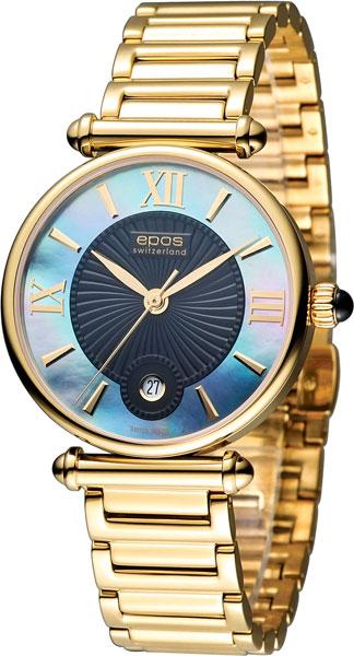 Швейцарские наручные часы Epos 8000.700.22.65.32