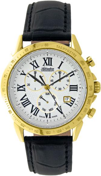 Швейцарские наручные часы Adriatica A1115.1233CH с хронографом