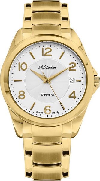 Швейцарские наручные часы Adriatica A1265.1153Q