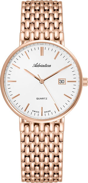 Швейцарские наручные часы Adriatica A1270.9113Q
