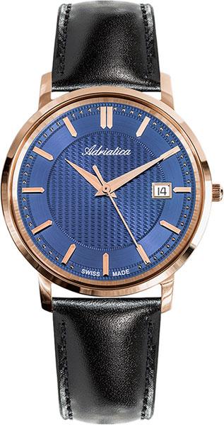 Швейцарские наручные часы Adriatica A1277.9215Q