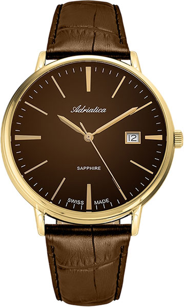Швейцарские наручные часы Adriatica A1283.121GQ