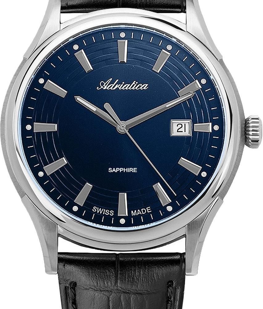 Швейцарские наручные часы Adriatica A2804.5215Q
