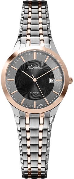 Швейцарские наручные часы Adriatica A3136.R116Q