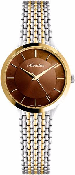 Швейцарские наручные часы Adriatica A3176.211GQ