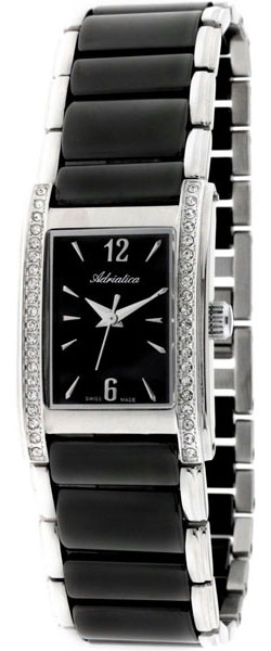Швейцарские наручные часы Adriatica A3398.E154QZ