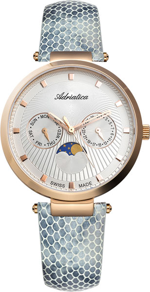 Швейцарские наручные часы Adriatica A3703.9243QF