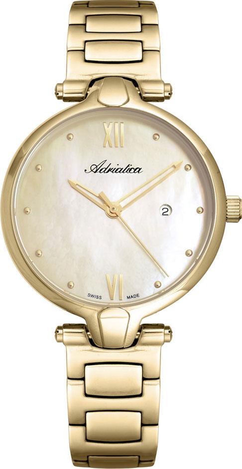 Швейцарские наручные часы Adriatica A3735.118SQ