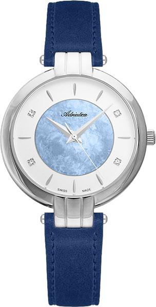 Швейцарские наручные часы Adriatica A3775.549BQ