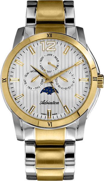 Швейцарские наручные часы Adriatica A8240.2153QF