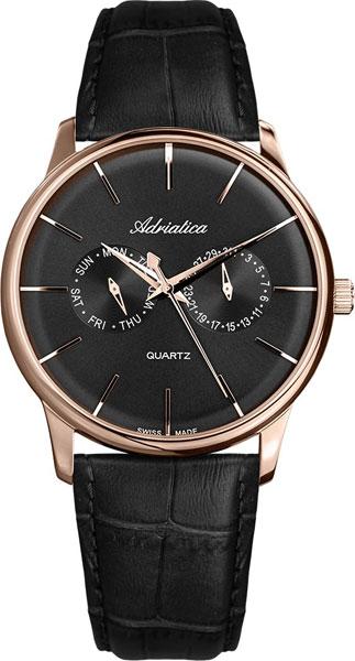 Швейцарские наручные часы Adriatica A8243.9214QF