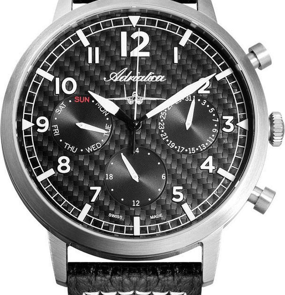 Швейцарские наручные часы Adriatica A8261.5224QF