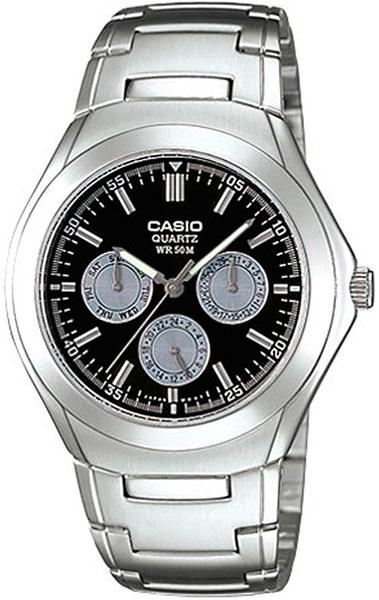 Японские наручные часы Casio Collection MTP-1247D-1A