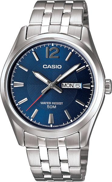 Японские наручные часы Casio Collection MTP-1335D-2A