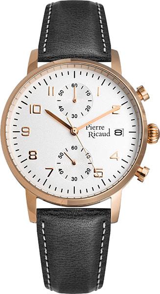 Наручные часы Pierre Ricaud P91088.9223CH с хронографом